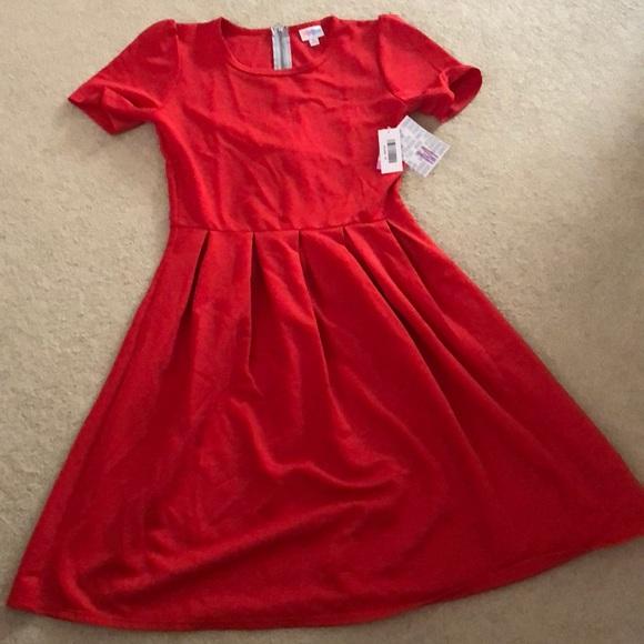 LuLaRoe Dresses & Skirts - Lularoe never worn Amelia Dress